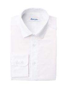 Mens Slim Fit Oxford LS Shirt