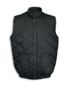 Alexandra quilted body warmer
