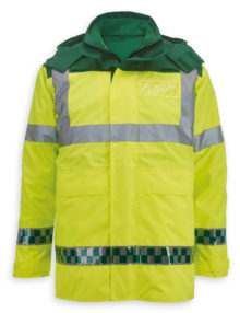 Alexandra ambulance 3-in-1 hi-vis jacket
