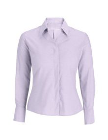 Alexandra women's oxford long sleeved shirt