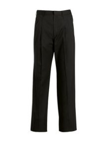 Alexandra essential mens pleat front trousers