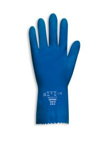 Alexandra optima rubber gloves