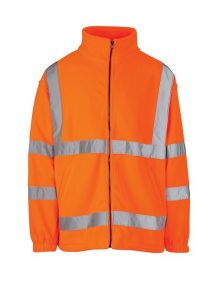 Alexandra hi-vis fleece