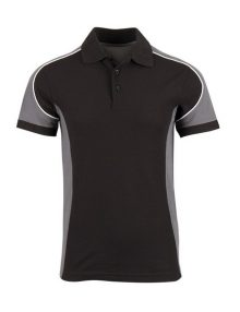 Alexandra Tungsten men's polo shirt
