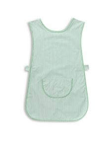 Alexandra thin stripe tabard with pocket